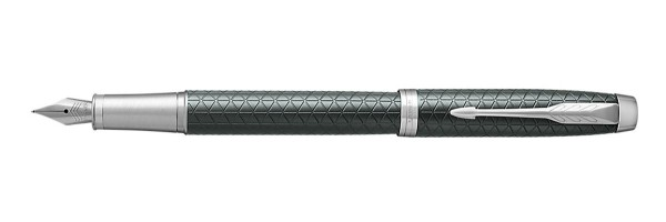Parker - IM Premium - Green CT - Fountain Pen