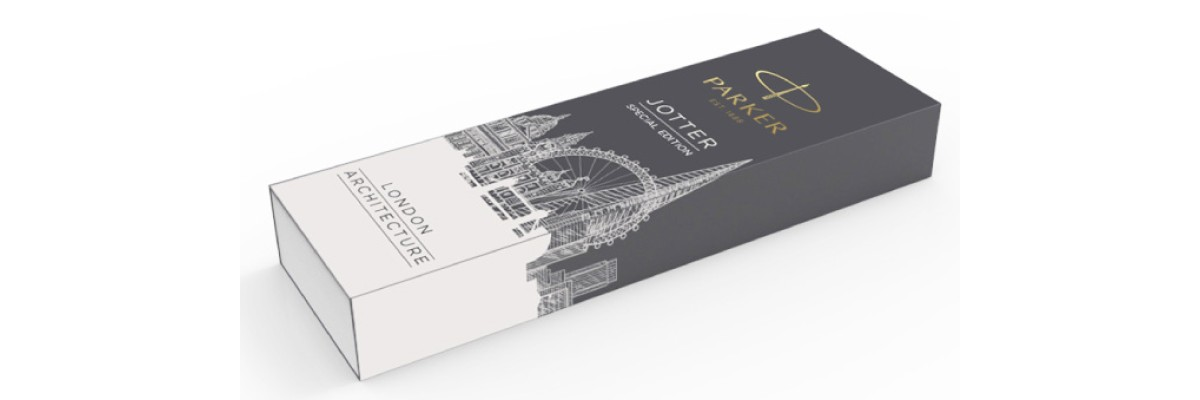 Parker - Jotter London Architecture - Set