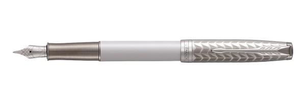 Parker - Sonnet - Metal Pearl Laquer CT - Stilografica