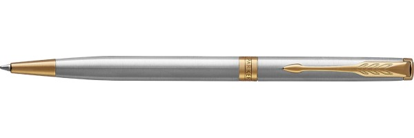 Parker - Sonnet - Stainless Stell GT - Penna a sfera Slim