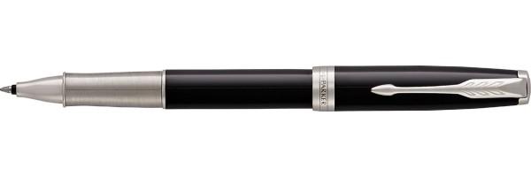 Parker - Sonnet - Lacca Nera CT Premium - Roller