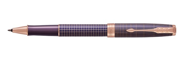 Parker - Sonnet Purple Matrix Chisseled PGT - Roller