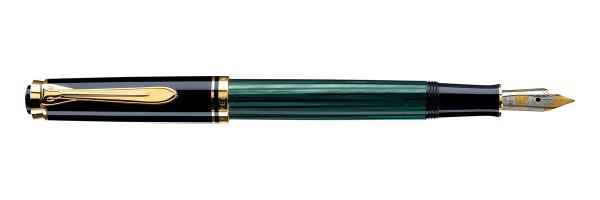 Pelikan - Souverän 300 - Verde Nera - Stilografica