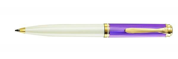 Pelikan - Souverän® K600 - Violet-White  - Ballpoint Pen