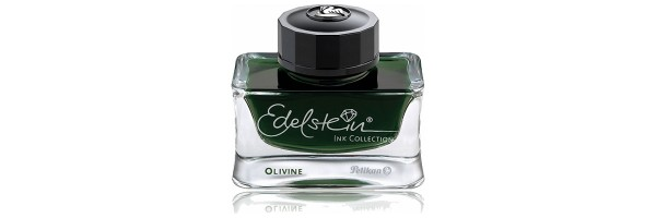 Olivine - Ink of the Year 2018 - Pelikan Edelstein