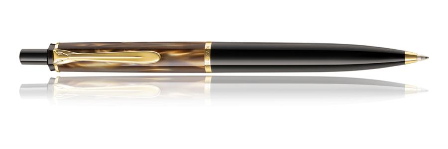 Pelikan - Classic K200 Brown-Marbled - Penna a sfera