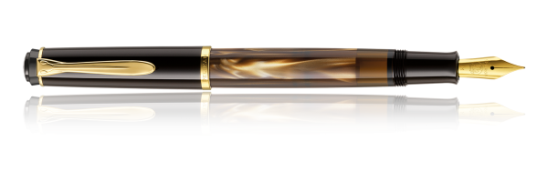 Pelikan - Classic 200 Brown Marbled - Stilografica
