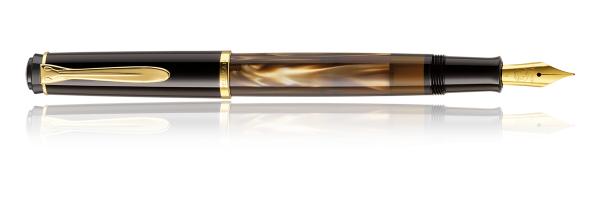 Pelikan - Classic 200 Brown Marbled - Fountain Pen