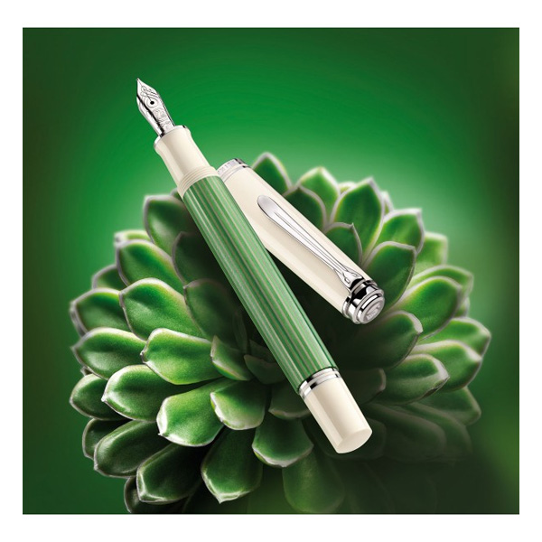 New Souverän® 605 Green-White - Special Edition