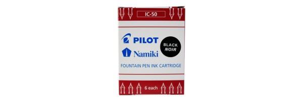 Pilot - Cartucce per stilografica - Nere