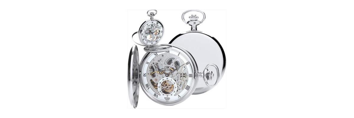 Royal London - Orologio da tasca - Movimento meccanico - 90028-01