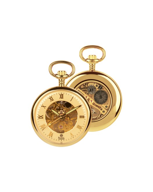 Royal London - Pocket Watch - Mechanical Movement - 90002-03