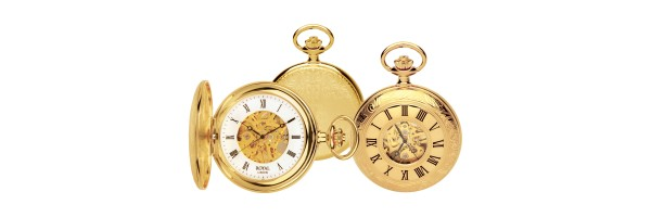 Royal London - Pocket Watch - Mechanical Movement - 90009-01