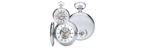 Royal London - Pocket Watch - Mechanical Movement - 90009-02