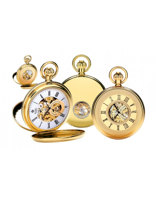 Royal London - Orologio da tasca - Movimento meccanico - 90048-02