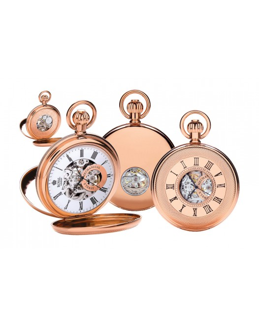 Royal London - Orologio da tasca - Movimento meccanico - 90048-03