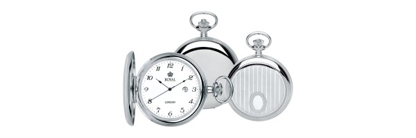 Royal London - Pocket Watch - Quartz Movement - 90000-01