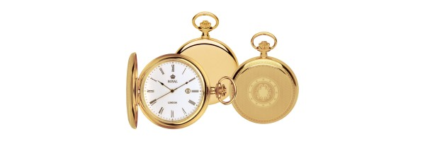 Royal London - Pocket Watch - Quartz Movement - 90001-02