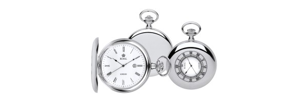 Royal London - Pocket Watch - Quartz Movement - 90008-01