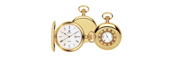 Royal London - Pocket Watch - Quartz Movement - 90008-02