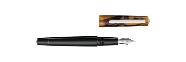 Tibaldi - Infrangibile - Fountain pen - Chrome Yellow
