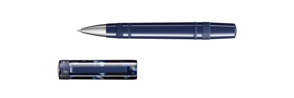 Tibaldi - Perfecta - Rollerball pen - Stonewash Blue