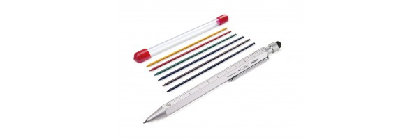 TROIKA - Sketch 2mm Construction Pencil - Silver