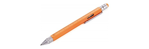 Troika - Construction Pen - Arancio