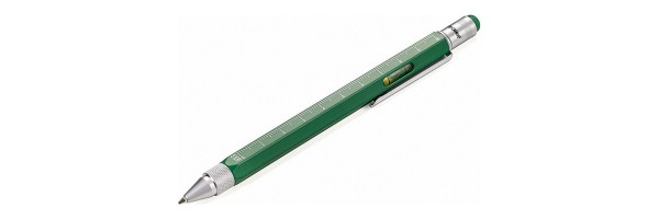 Troika - Construction Pen - Verde