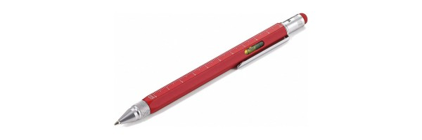 Troika - Construction Pen - Rossa