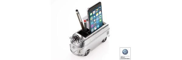 "Troika - Pen holder - T1 Samba Bus ""VW Bulli"""