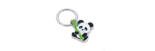 Troika - Portachiavi - Bamboo Panda
