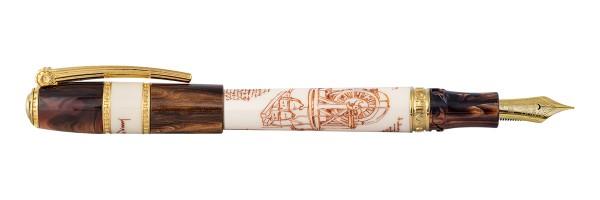 Leonardo Da Vinci - Machina - Vermeil Edition