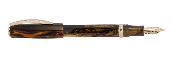 Visconti - Medici Rose Gold - Stilografica Over Size
