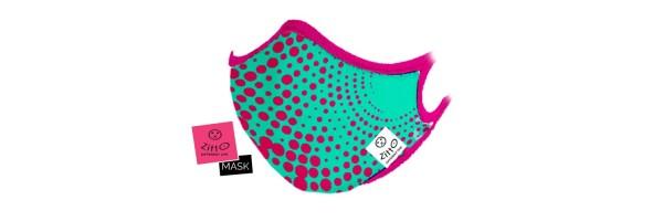 Zitto - Mask - Pinky Dots
