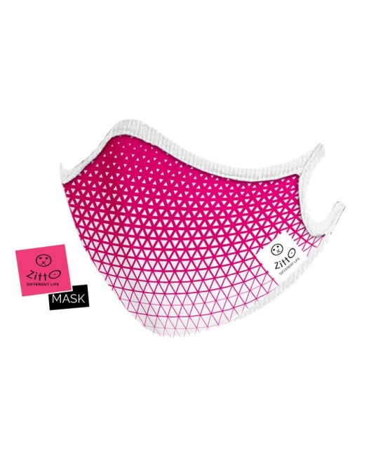 Zitto - Mask - Sporty Pink