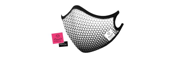 Zitto - Mask - Sporty White