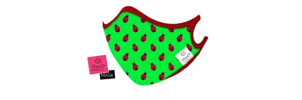Zitto - Mask - Ladybug