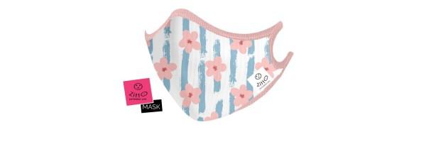 Zitto - Mask - Flowers