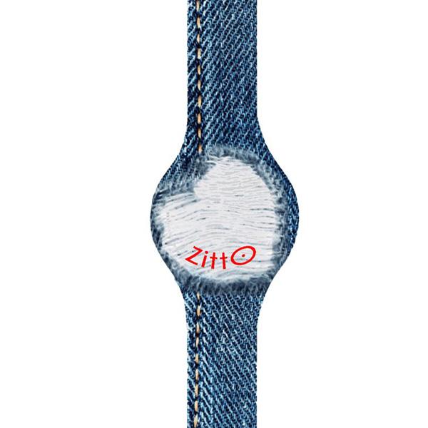Zitto - Street Edition - Jeans - Mini