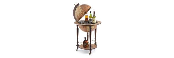 Zoffoli - Bar Globe - Da Vinci - Rust
