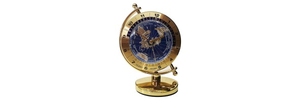 Jaccard - Table Clock - Ambassador Gold