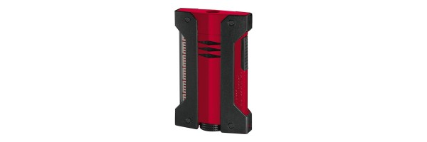 Dupont - 021402 - Defi Extreme Lighter - Red and Black