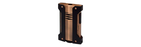 Dupont - 021407 - Defi Extreme Lighter - Vintage Brushed copper