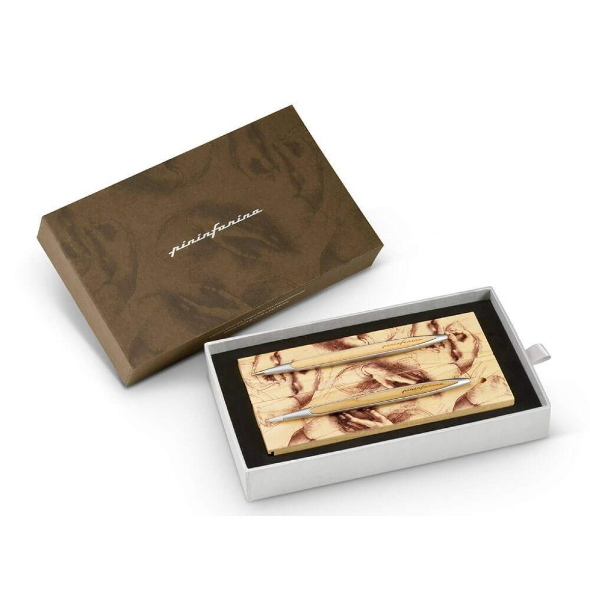 Set Leonardo 500th - Pininfarina - Cambiano Box