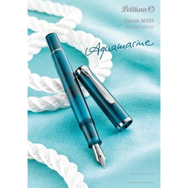 Pelikan - Classic M205 - Aquamarine
