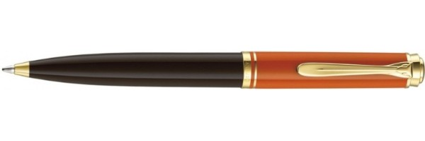 Pelikan - Souverän 800 - Burnt Orange - Penna a sfera