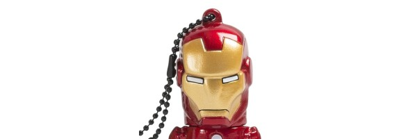 Supereroi - Iron Man - USB 8 Giga