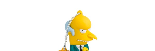 Simpson - MR. Burns - USB 8 Giga