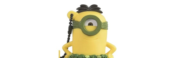 Minions -  Au Naturel - USB 8 Giga